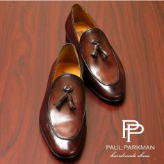 Paul Parkman...handcrafted to perfection. You have to own at least 1 pair in your lifetime!