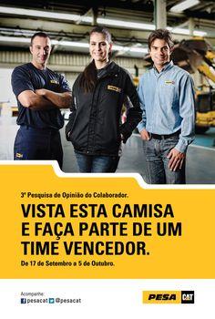 Campanha de Endomarketing Pesquisa EOS