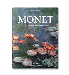 Monet: The Triumph of Impressionism TASCHEN