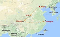 43 best Chengdu and Golden Triangle