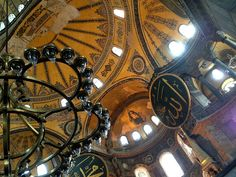 Haghia Sophia, Istanbul by La Rocaille, via Flickr