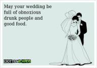 Send Free Wedding ecards at Rottenecards