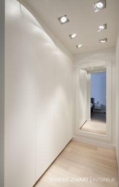 Garderobekast op maat - Sander Zwart | Interieur