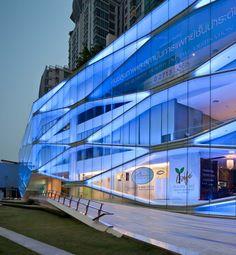 Bangkok Mediplex in Thailand by Orbit Design Studio Architecture