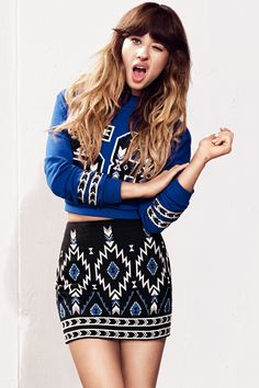 Foxes is the new face of H&M's autumn/winter 15 campaign | Harper's Bazaar