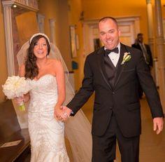 Real bride Kierstan in DB Luxe style PWG3443