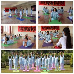 #YOGA AT #RIVERSIDE To perform every action artfully is YOGA. Incorporating Yoga with #modern education is the need of the hour. In order to imbibe self belief, self control and self realization in the #students, #RiversideCampus encourages Yoga under the guidance of a proficient Yoga Instructor. The school facilitates a peaceful and serene ambience, vital for Yoga. Know more about us http://disriverside.com/ or call +91 9627598500