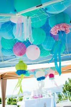 Nautical balloons