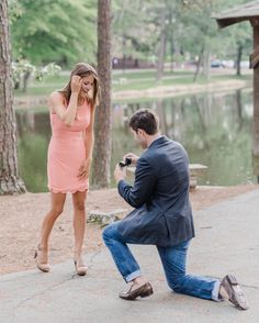 In that moment where everything becomes a bit fuzzy but clearer than ever... It Started With YES!!! Come check out this adorable Surprise Proposal on the site today - Captured by @kathryn_ivy . . . . #engaged #engagementphoto #weddingphotography #engagementring #howheasked #shesaidyes #gotengaged #justengaged #gettingmarried#engaged #bridetobe #heproposed #heputaringonit#willyoumarryme #ido #gettinhitched #itstartedwithyes #happinessoverload #imgettingmarried #futurebride #gettingmarried…