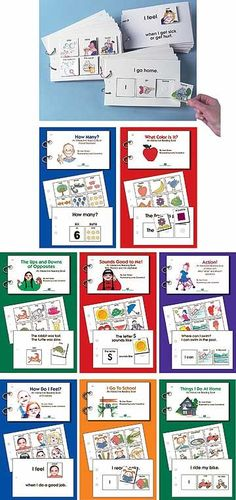 These are the Beyond Play: Interactive Reading Books.  They are a great products for special educators (ESE teachers and speech therapists) and early childhood education classrooms too.