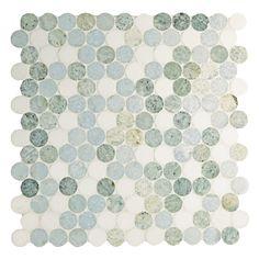 North Haven Penny Mosaic || floor?