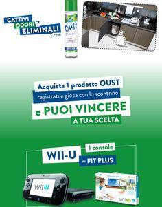 Concorso Oust elimina odori – Missione risparmio Bergamo