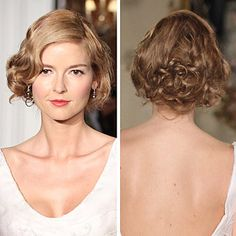 2011 Runway beauty trends for Brides