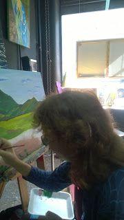 Graciela BOVETTI: Pintura & Pasión