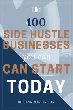 Looking for a side hustle idea? Look no more! This ultimate list of part-time business ideas is sure to get your creative juices flowing.