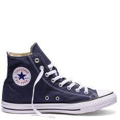 0dd4102a2f4e0 Chuck Taylor All Star Classic Colour High Top Navy