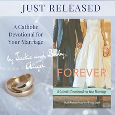 Reading Forever was my first introduction to Jackie and Bobby, but the more I read, the more I liked them and the way they beautifully lay out the idea of Theology of the Body, prayer, and marriage. I gleaned that marriage is not perfect; it's hard work, but with God and prayer, it's a little easier. Give it as a gift to yourself or to a friend. Coupon Code: FCDM20 Published by Pauline Books and Media