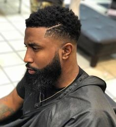 25 Best Afro Hairstyles For Men 2019 Guide Fresh Cuts Hair