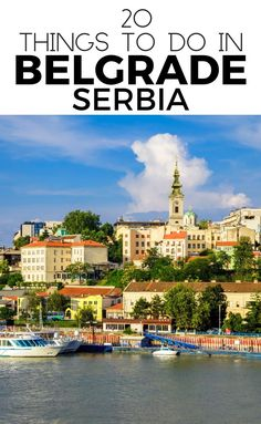 20 Things to do in Belgrade. Ada Ciganlija is a reclaimed island on the Sava River that has been converted into a peninsula. It's a green space in the city with elm and oak trees and a lovely spot to jog, go paddling on the lake and to meet locals. #belgrade #serbia #travel #traveltips Stuff To Do, Things To Do, Serbia Travel, Meet Locals, Belgrade Serbia, Bosnia And Herzegovina, Macedonia, Albania, Eastern Europe