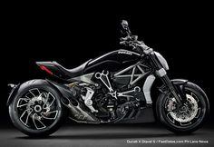 2016 Ducati X Diavel S