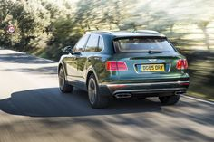 Bentley Bentayga / Fotogalleries / Autowereld.com