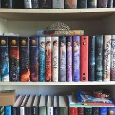 Heroes of Olympus, The Selection Series, Lunar Chronicles, Oh all those books, The memories the times...