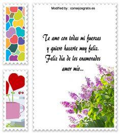 mensajes de texto de san valentín, mensajes de san valentín, palabras de san valentín: http://www.consejosgratis.es/bellisimas-frases-de-amor-por-san-valentin/