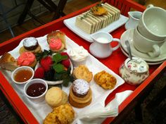 Podunk Tea Room - NYC - The BEST |  231 East 5th Street |  New York, New York 10003