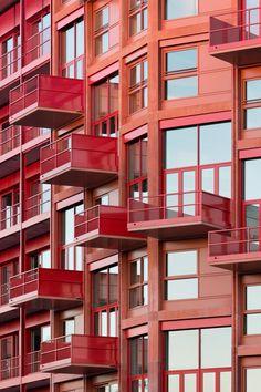 Berlin: Rote Lofts am Gleisbett - Robertneun über das Wohnen am Lokdepot