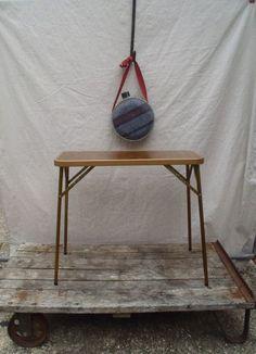 Vintage Modern Campsite Folding Tables by vagabondsandcaravans, $65.00