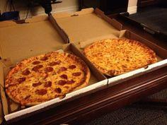 pizza nyam fincsi volt de csak volt:((