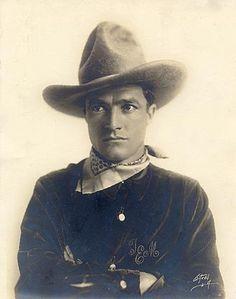 Tom Mix Vintage cowboy