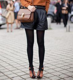 Модные колготки! Цветные, ажурные, фантазийные, плотные, с рисунком! С чем носить и как сочетать с одеждой!