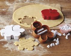 message in a cookie holiday cookie cutters from williams-sonoma.
