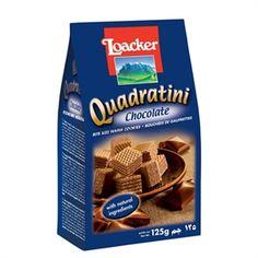 Locker Quadratini Chocolate