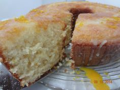 Bolo de laranja com fécula de batata | Tortas e bolos > Receitas de Bolo de Laranja | Receitas Gshow