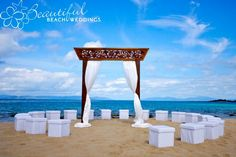 Unique Ceremony Seating Ideas for Outdoor Weddings : Bajan Wed