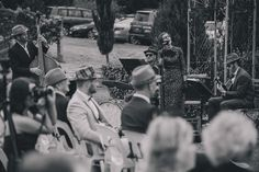 Garden Ceremony. Cupitts Winery. (Image: cloudface)
