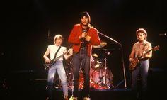 Steve Perry Journey Frontiers 1983
