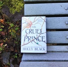 We're heading to Faerie with our book date THE CRUEL PRINCE by Holly Black. Check out this dark fantasy!