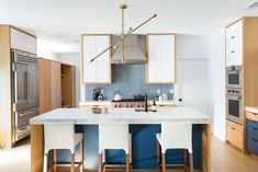 Why Settle for a Bland Kitchen Remodel When These Colorful Options Exist?