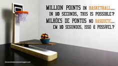 Million points in basketball in 10s - Milhões de pontos no Basquete em 10s #basketball #nba #basketball games #basketball game #basketball schedule #basketball scores #duke basketball #state basketball league #basketball league #league #college basketball #ku basketball #arizona basketball #louisville basketball #basquete #points #bandeja #pontos #game #jogos #basketball shoes #esportes #sports #jam #million