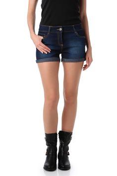 #TATI - #Short en jeans délavé - 10€,99 - Un basique à adopter tout l'été ! Facile à porter, il ira avec toutes vos tenues :) http://www.tati.fr/vetements-femme/pantalon-jeans-leggings/tous-les-produits/short-jeans-delave/113596.html