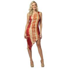 Sizzling #Bacon Dress