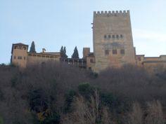 Alhambra Granada - photo: Robert Bovington  # Alhambra # Granada #Andalusia #Spain http://bobbovington.blogspot.com.es/2011/10/alhambra.html