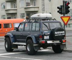 depósito de techo nissan patrol 1996