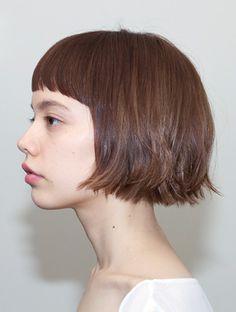 DaB | hair salon at omotesando daikanyama - STYLE 25 STYLE:BOB