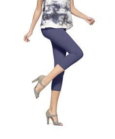 Super Smooth Denim Leggings   Jeggings Capri   HUE