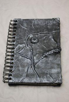 Necronomicon Silver  journal sketchbook recipe by TheGoblinTrader
