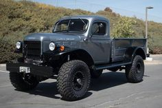 1952 Dodge Power Wagon for sale near Fairfield, California 94533 - Classics on Autotrader Dodge Power Wagon, Old Dodge Trucks, Vintage Pickup Trucks, Dodge Cummins, Hot Rod Trucks, Toy Trucks, Classic Trucks, Classic Cars, Power Wagon For Sale